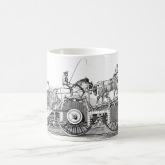 Horse Train Coffee Mug