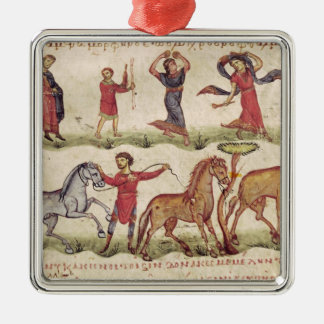 Horse Trainers Christmas Ornament