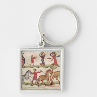 Horse Trainers Key Ring