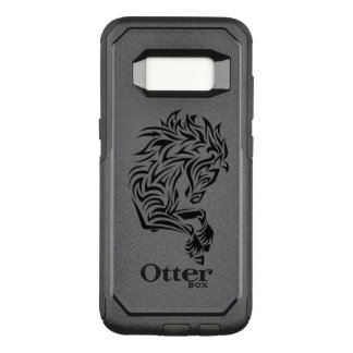 Horse Tribal OtterBox Commuter Samsung Galaxy S8 Case