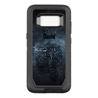 Horse Tribal Steel OtterBox Defender Samsung Galaxy S8 Case