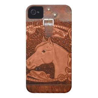 Horse Western Blackberry Case