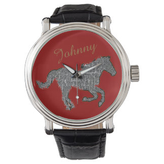 horse with name watch