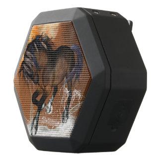 Horse with watersplash black boombot rex bluetooth speaker