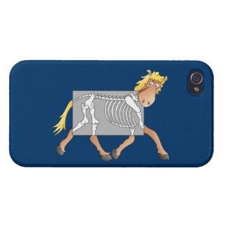 Horse x-ray iPhone 4 covers