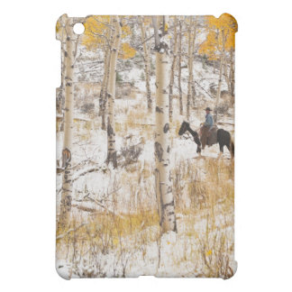 Horseback rider 13 iPad mini covers
