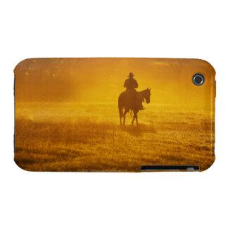 Horseback rider 24 iPhone 3 Case-Mate cases