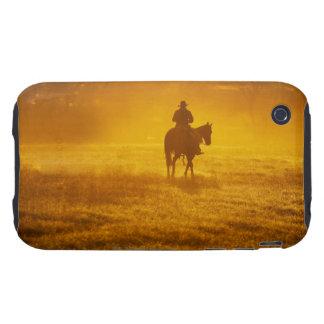 Horseback rider 24 tough iPhone 3 case