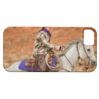 Horseback rider 2 iPhone 5 cases
