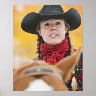 Horseback rider 5 poster