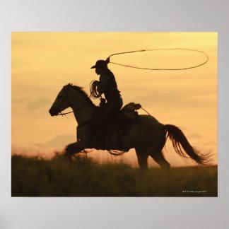 Horseback rider 6 poster