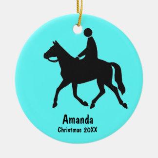Horseback Rider Ornament