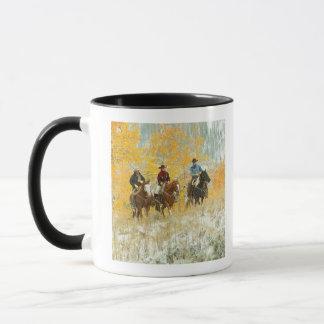 Horseback riders 7 mug