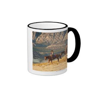 Horseback riders 9 mug