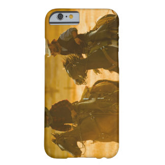 Horseback riders barely there iPhone 6 case