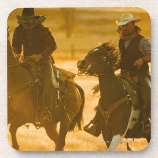 Horseback riders coaster