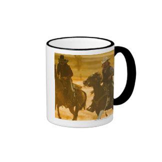 Horseback riders coffee mug