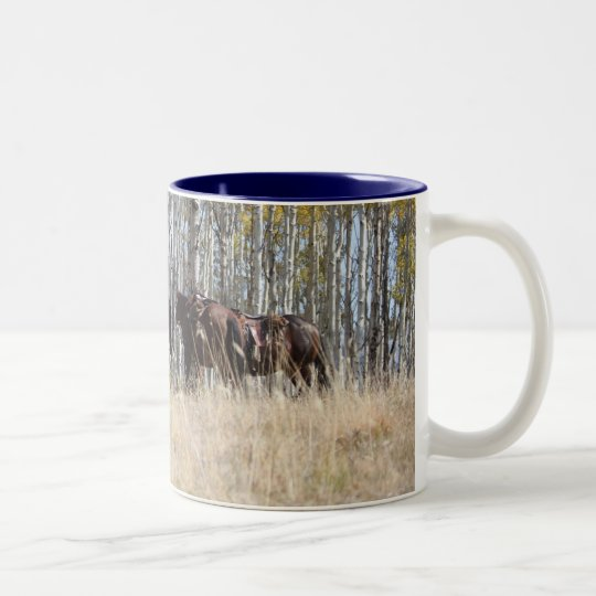 Horseback Riding Mug