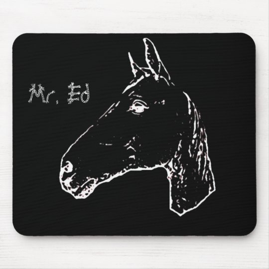 horsefresco, Mr. Ed Mouse Mat