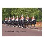 Horseguards Custom Invitation