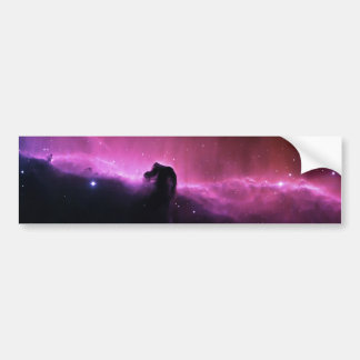 Horsehead Nebula Barnard 33 NASA Bumper Sticker