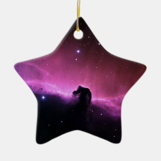 Horsehead Nebula Barnard 33 NASA Christmas Ornament