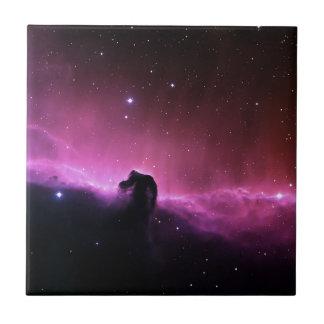 Horsehead Nebula Barnard 33 NASA Small Square Tile