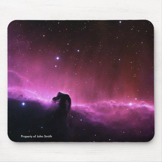 Horsehead Nebula Custom Mousepad