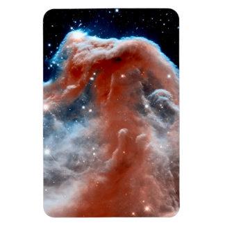Horsehead Nebula Infrared Rectangular Photo Magnet