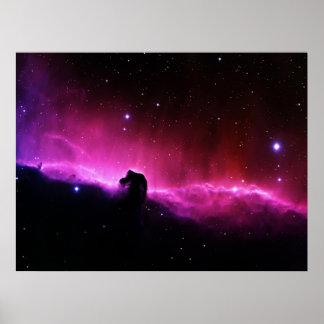 Horsehead Nebula Poster