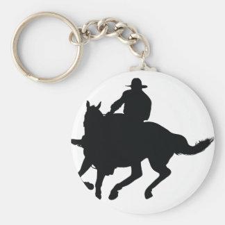 Horseman Key Ring