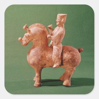 Horseman Sticker