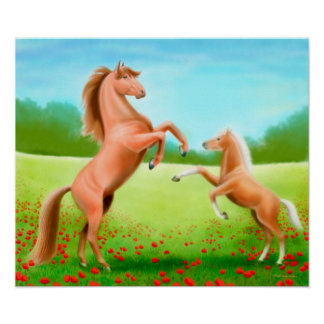 Horseplay Poster