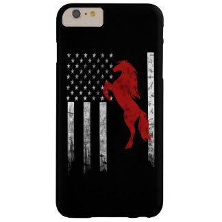Horseriding Flag Barely There iPhone 6 Plus Case