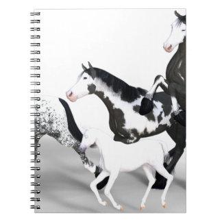 horses-1530858 notebook