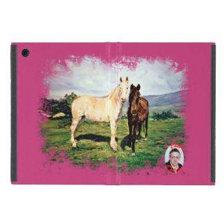 Horses/Cabalos/Horses Case For iPad Mini