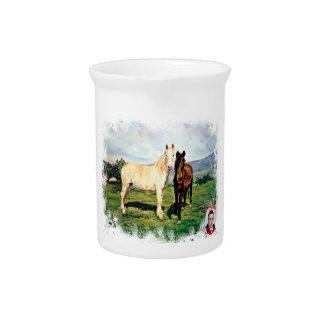 Horses/Cabalos/Horses Pitcher