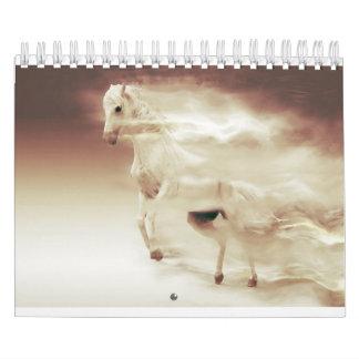 Horses Calendars-2018 Beautiful Pictures of Horses Wall Calendars