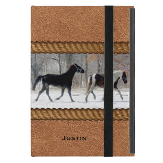 Horses Custom iPad Mini Case