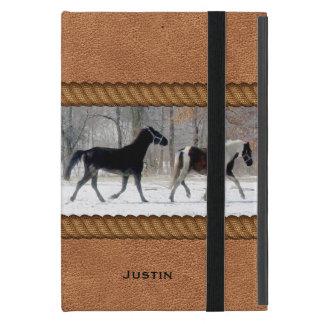 Horses Custom iPad Mini Case