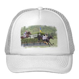 Horses Eventing  Baseball Hat