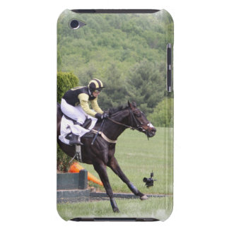Horses Eventing  iTouch Case