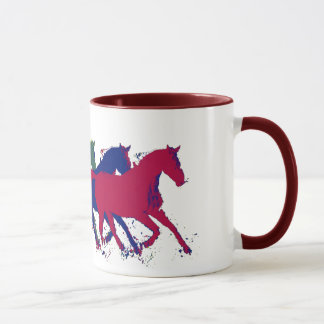 horses ~ farm animals