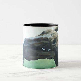 Horses, Horse Coffee Mug, Horses Mug