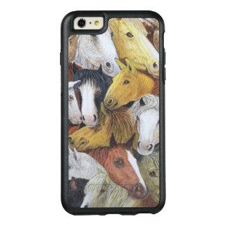 Horses Horses OtterBox iPhone 6/6s Plus Case