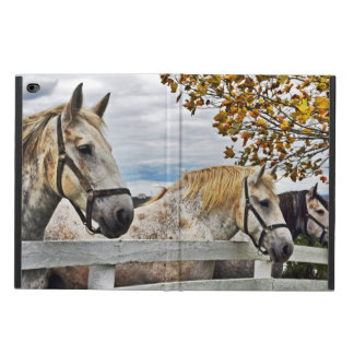 Horses In Autumn Powis iPad Air 2 Case