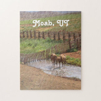 Horses in Moab Puzzles