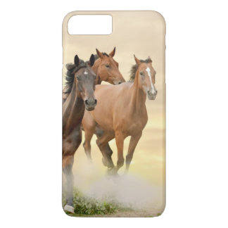 Horses In Sunset iPhone 8 Plus/7 Plus Case