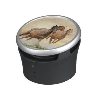 Horses In Sunset Speaker