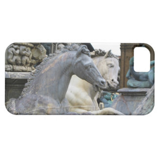 Horses in the Piazza Della Signoria Florence  Cell iPhone 5 Cover